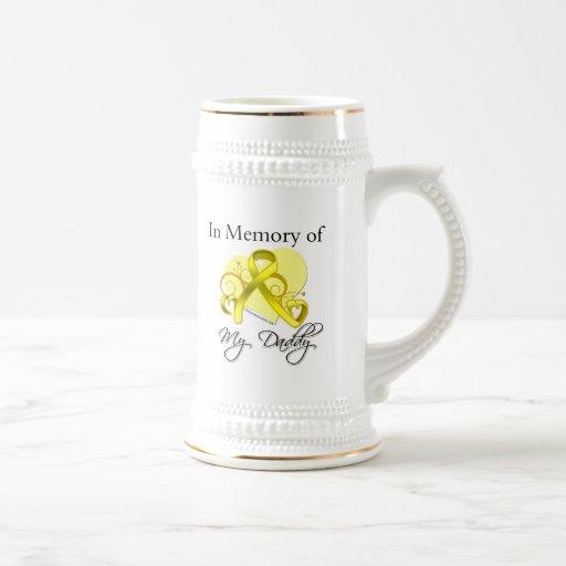 Daddy - In Memory of Military Tribute Coffee Mug