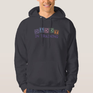Daddy In Training Hoodie
