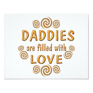 Daddy Custom Invitations