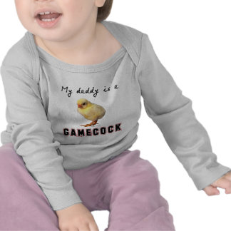 Daddy is a gamecock t shirts
