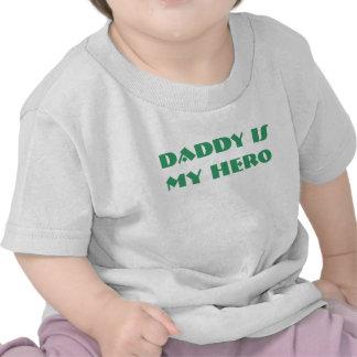 Daddy is my HERO Tshirt
