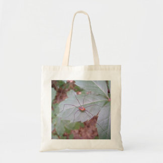 Daddy Long Legs Tote Budget Tote Bag