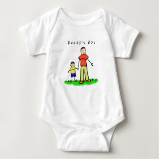 Daddy & Me T-Shirt (Brunette with Title)