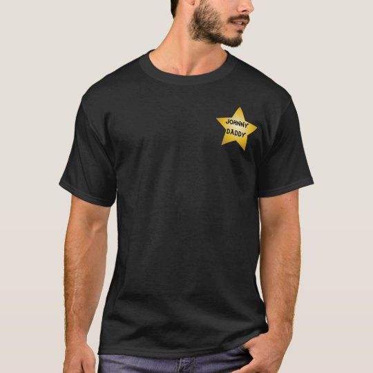 Daddy Morning Star!-Customise T-Shirt