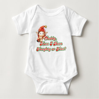 Daddy, Naughty or Nice? Tee Shirts
