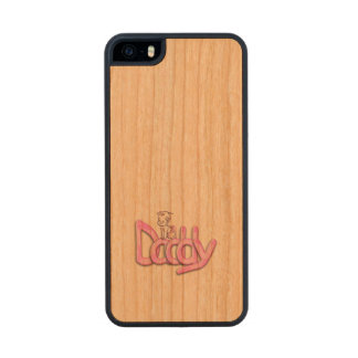 Daddy Pink Baby iPhone 6 Plus Case