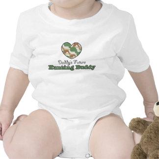 Daddy s Future Hunting Buddy Baby Bodysuit