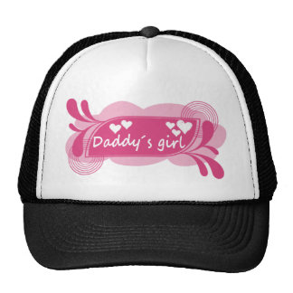 Daddy´s Girl Cute Design! Hat