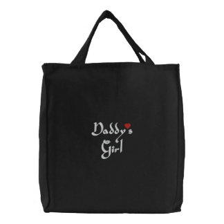 Daddy s Girl Canvas Bags