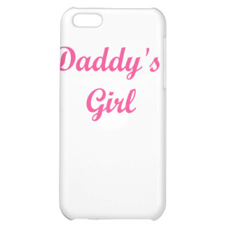 Daddy s Girl iPhone 5C Covers