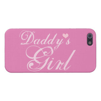 Daddy s Girl Cover For iPhone 5/5S