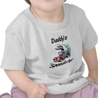 Daddy s Lil Speedster Tees