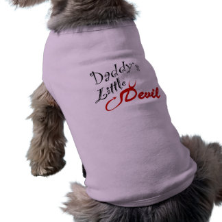 Daddy s Little Devil Dog Clothes