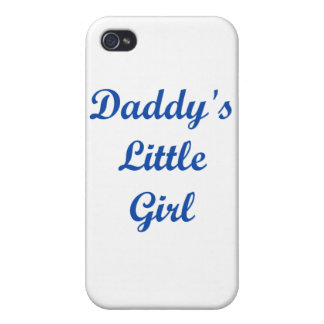 Daddy s Little Girl iPhone 4 Cover
