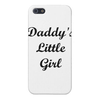 Daddy s Little Girl iPhone 5 Case