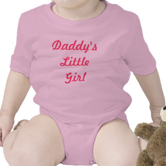 Daddy s Little Girl Baby Bodysuits