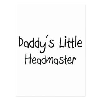 Daddy s Little Headmaster Postcards