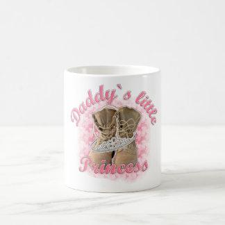 Daddy`s little Princess Basic White Mug