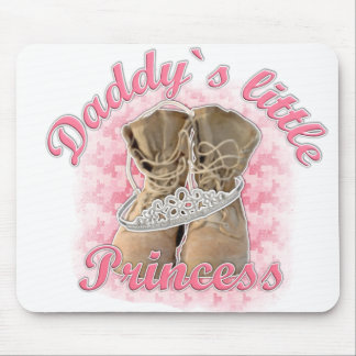 Daddy`s little Princess Mouse Pad