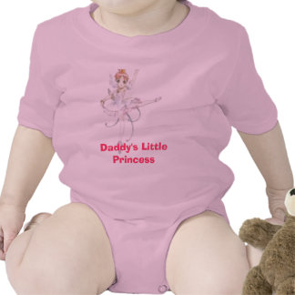 Daddy s Little Princess Baby Bodysuits