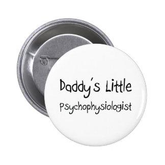 Daddy s Little Psychophysiologist Pin