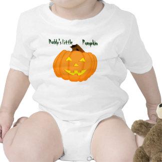 Daddy s Little Pumpkin Tee Shirts