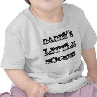 DADDY S LITTLE ROCKER TEE SHIRT