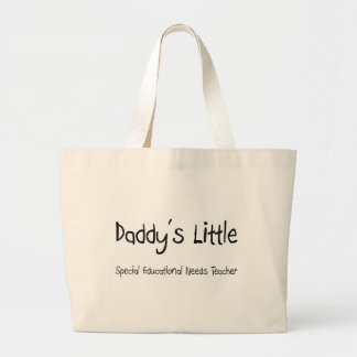 Daddy s Little Special Educational Needs Teacher Canvas Bags