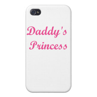 Daddy s Princess Covers For iPhone 4