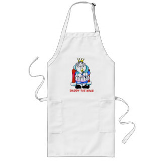 DADDY the KING Apron