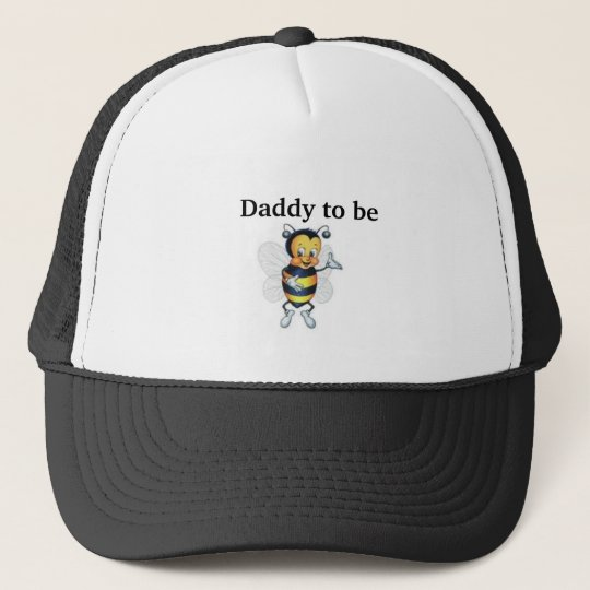 Daddy to be cap