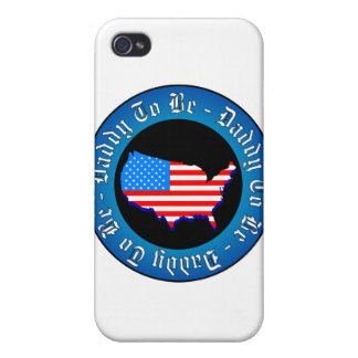 Daddy To Be Cases For iPhone 4