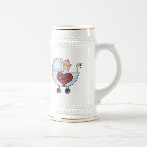Daddy Valentine T-shirts and Gifts Mug