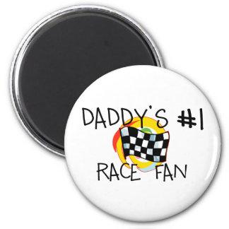 Daddy's #1 Fan Magnet