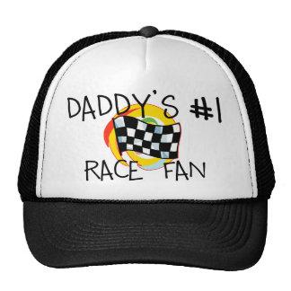 Daddy's #1 Fan Mesh Hat