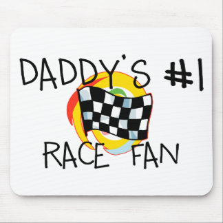 Daddy's #1 Fan Mouse Pad