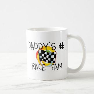 Daddy's #1 Fan Mugs