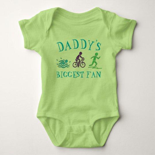 Daddy's Biggest Fan Swim Bike Run Triathlon Race