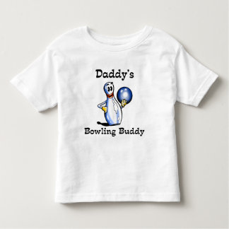 Daddy's Bowling Buddy T-shirt