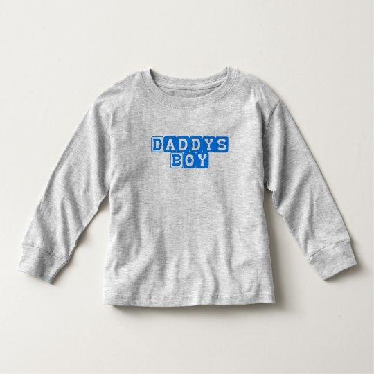 Daddys Boy Toddler T-Shirt
