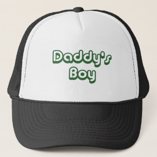 Daddy's Boy Trucker Hat