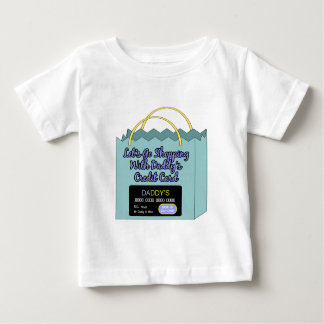 Daddy's Credit Card T-shirts