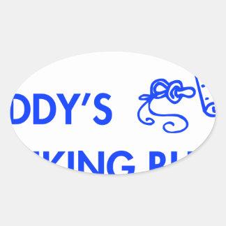 daddys-drinking-buddy-fut-blue.png oval sticker