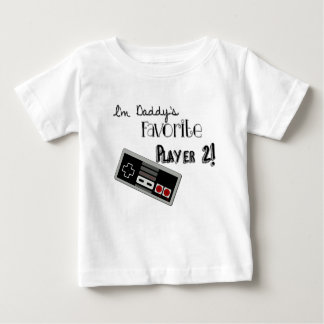Daddy's Favorite Player 2 Shirt