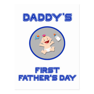 daddys first fathers day cards zazzle uk