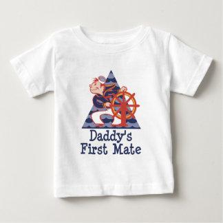 Daddy's First Mate Sailor Shirt