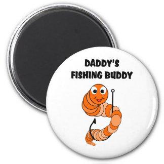 Daddy's Fishing Buddy Magnet