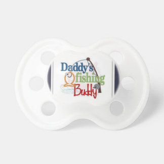 Daddy's Fishing Buddy Pacifier