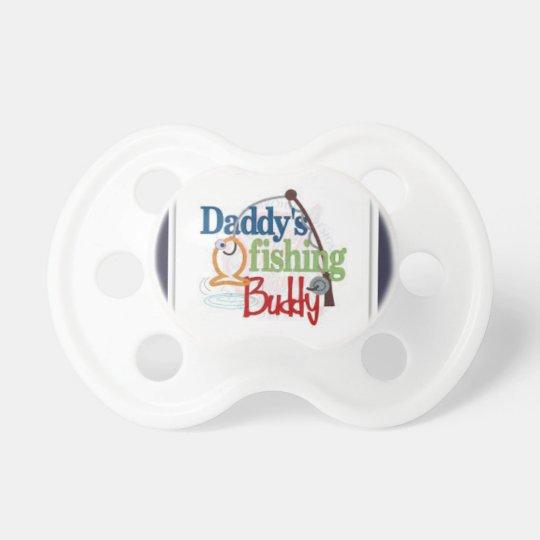 Daddy's Fishing Buddy Pacifier
