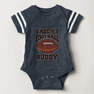 Daddy's Football Buddy T Shirts